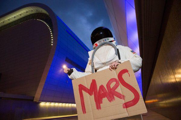 PR for Space Week