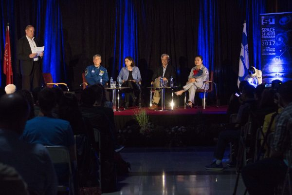 Event Management & PR for Astronaut Panel at CIT