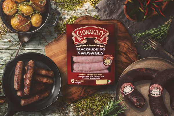 Launch of Clonakilty Blackpudding Sausages
