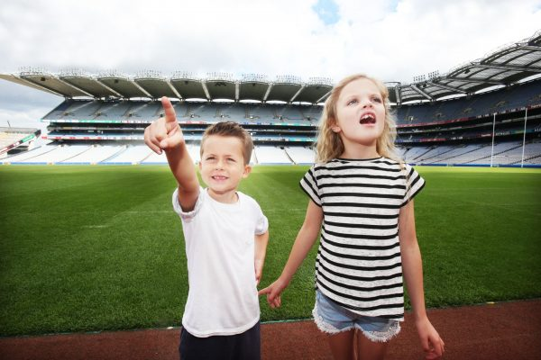 PR for Croke Park Visitor Attractions
