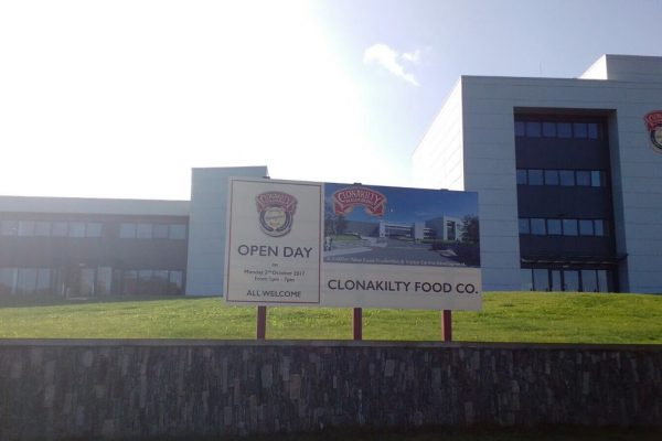 Clonakilty Food Co. Factory Opening PR