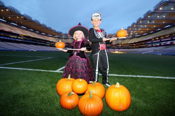 Samhain Tours & Tales at the GAA Museum