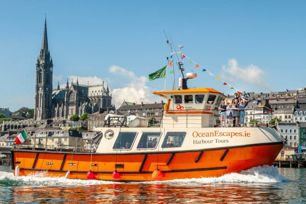 Ocean Escapes & Cobh Tourism PR and marketing