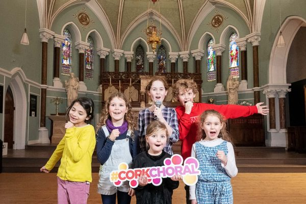 Cork International Choral Festival launch