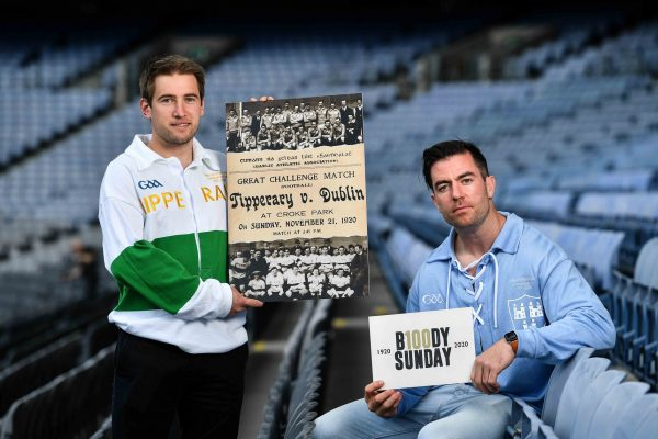 Promotion of the Bloody Sunday centenary events at Croke Park