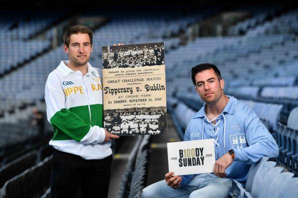 Bloody Sunday centenary