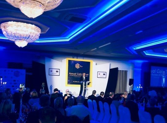 CBA Gala Dinner & Cork Business of the Year Awards
